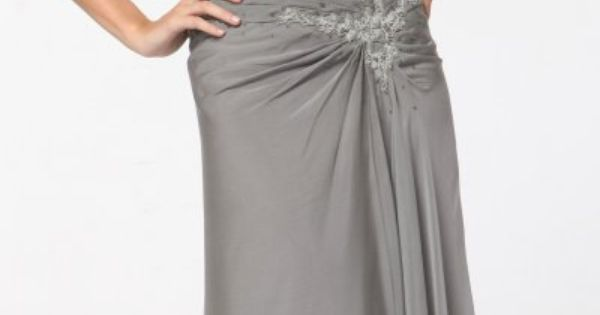 Plus Size Silver Mother Of