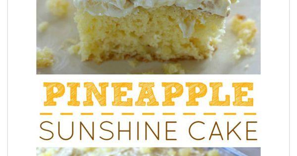Easy Cake Recipes Oil