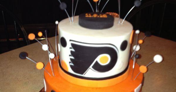 Cake Grooms Hockey
