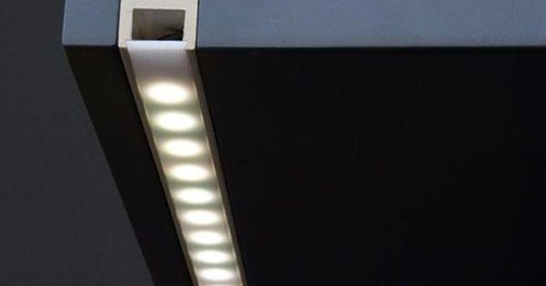 Led Cove Lighting Profile