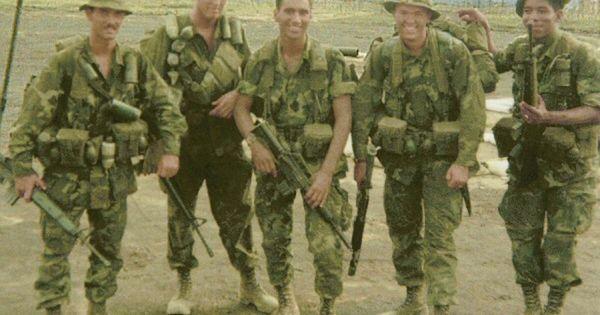 Military Units Vietnam War