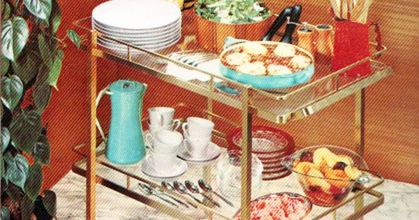 1960s Dinner Party Table Setting Google Search