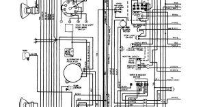 wiring diagram 1973 corvette | Chevy Corvette 1973 Wiring