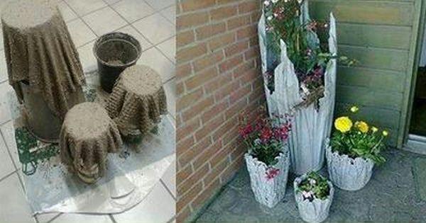 Cement Crafts