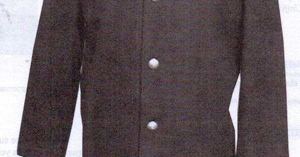 Civil War Union Sack Coat Pattern