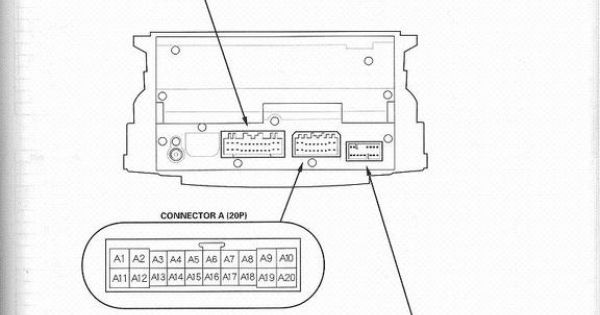 2005 Acura TL Stereo Wiring Diagrams.