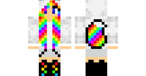 Star Girl Minecraft Skins