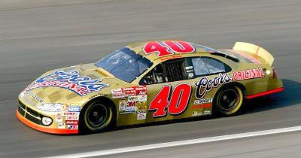 Sterling Marlin Dodge Intrepid 2002