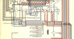 Wiring Diagram VW Transporter   The Samba   Bay Pride