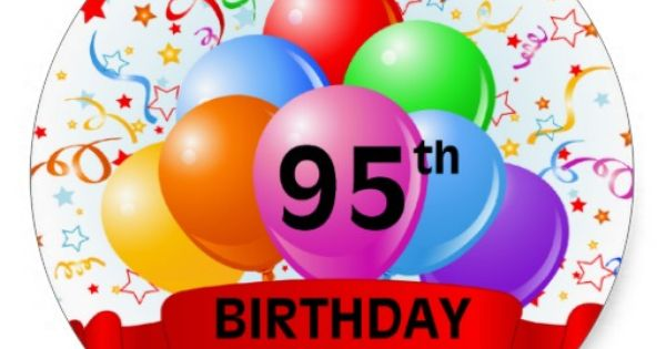 Reviews 95th Birthday Banner Balloons Stickers 95th Birthday Banner Balloons Stickers We Are