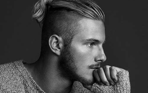 Mens Shaved Sides Hairstyles 2016 Shaved Sides And