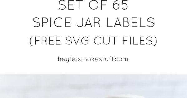 Free Svg Files Cricut Kitchen