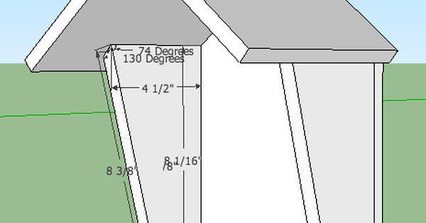 Easy Birdhouse Blueprints