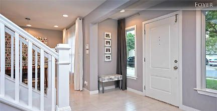 Gray Purple Lavender Paint Sherwin Williams 7079 Ponder