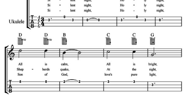 blue christmas ukulele chords c - Blue Christmas Ukulele Chords