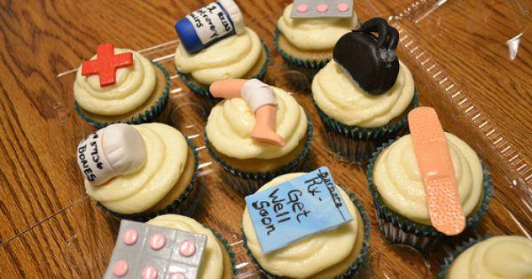 Knee Surgery Cupcakes Knee Surgery Cake And Food