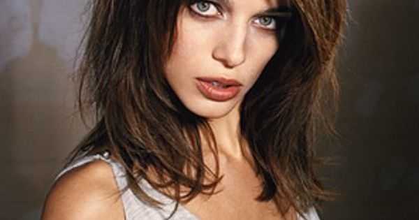 Disheveled And Voluminous Long Hairstyle Http://www