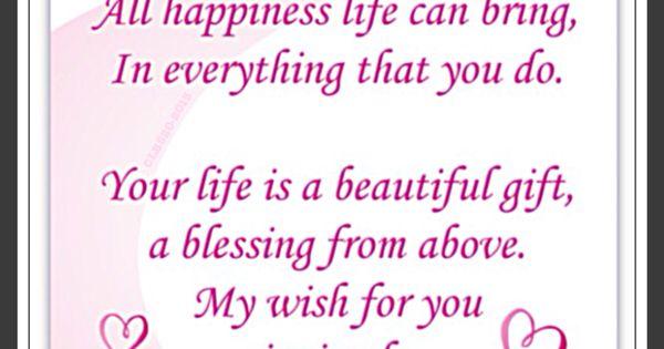 Happy Birthday Quotes Love