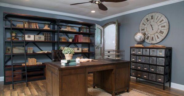 Hgtv Small Home Office Ideas