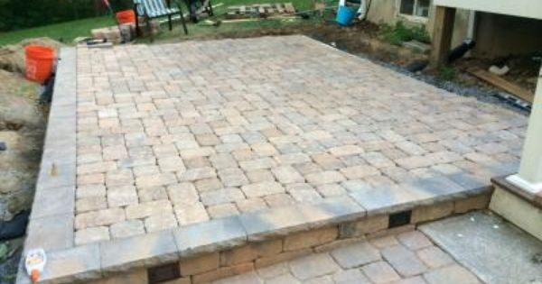Shop Ashland Countryside Patio Stone Common 6 In X 6 In
