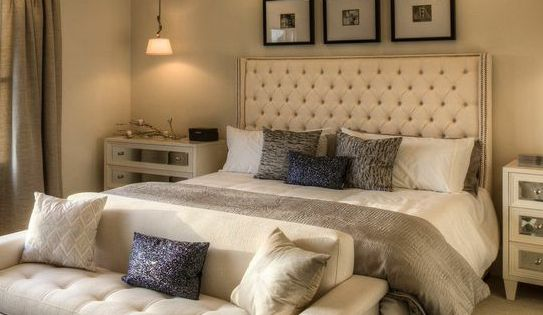 Create A Daring Aesthetic In Your Master Bedroom With The