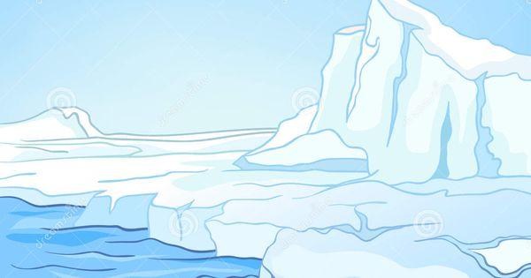 Arctic Animals P Coloring