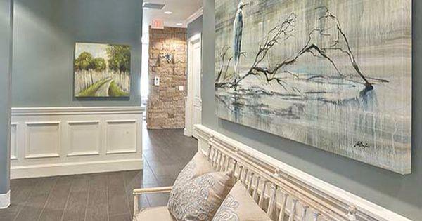 Benjamin Moore Sea Pine Paint Color Ac 17 Love