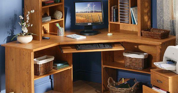 Kids Corner Desk With Hutch Diy Pinterest Corner
