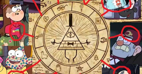 Cipher Wheel Bill Decoded