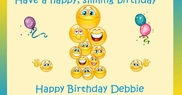 Birthday Wishes For Debbie Debbied08 Jpg Projects To