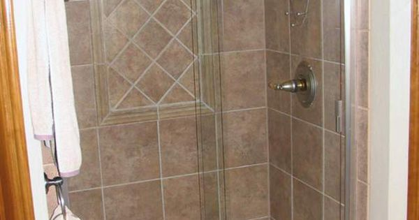 Prefab Shower Stall Lowes Bathroom Ideas Pinterest