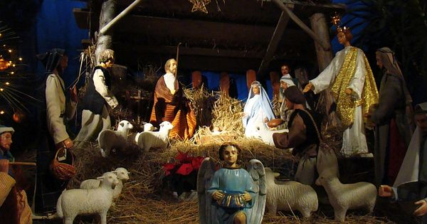 Instant Christmas Pageant Nativity Scenes Nativity And