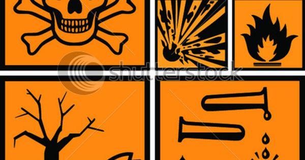 Warning Explosives Clip Art
