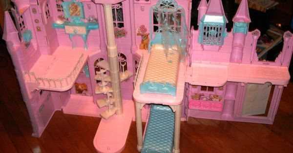 Fisher Price Doll House Sets
