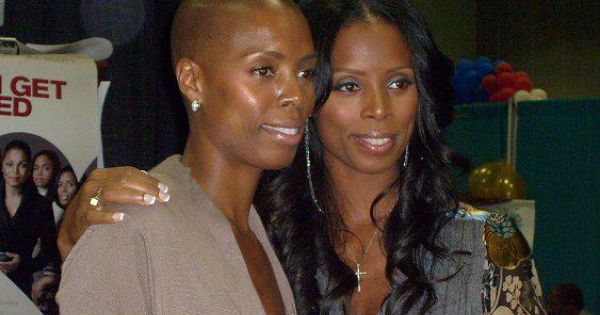 Tasha Smith Sister Twin