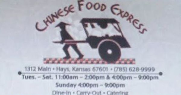 Chinese Food Express Hays Ks