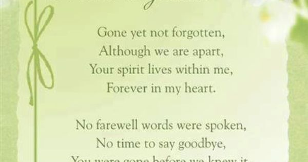Missing My Dad Heaven