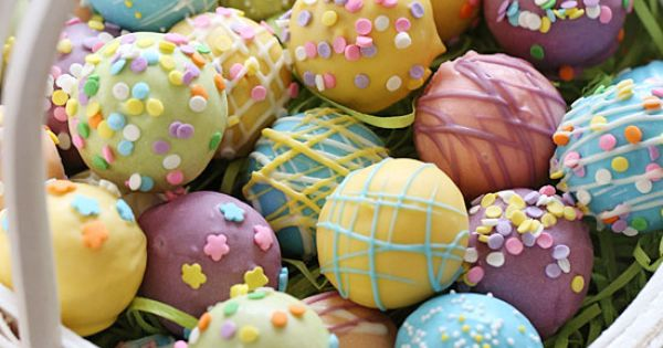 Easter Cake Low Calorie