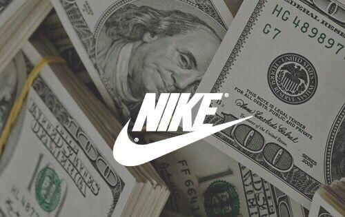 Money Nike 750 Wallpaper