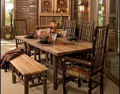 Decorating Theme Bedrooms Maries Manor Log Cabin Rustic Style Decorating Camping In The