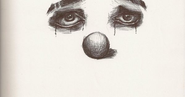 Eye Drawing Creepy Cool