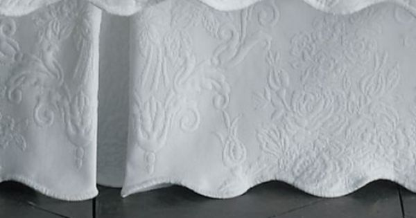 Loire Bedskirt Jcpenney Bedding And Such Pinterest Bedspread Comforter And Bath