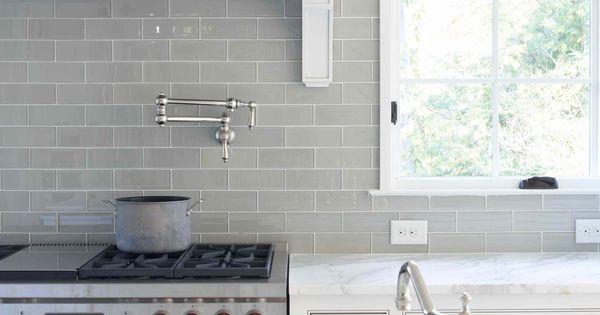 Splashback Tiles White Kitchen