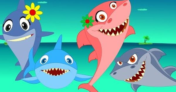 Baby Shark Song Music For Children Rainbow Songs By