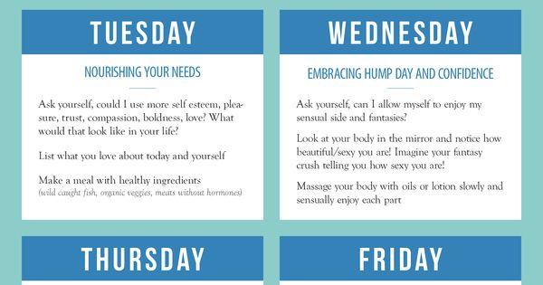 Self Improvement Daily Schedule