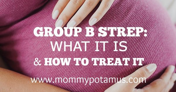 Group B Strep Infection