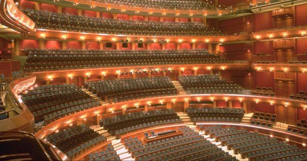 Caesars Palace Seating Orchestra