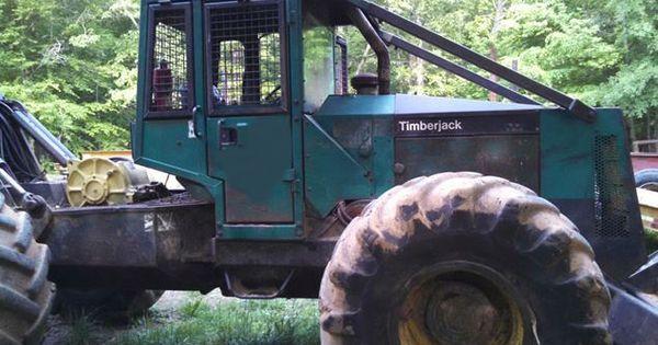Timberjack 240 Skidder Sale