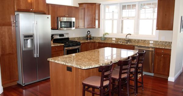 L Shaped Kitchen Design Ideas Island