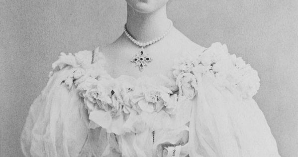 Mrs. L. J. Balsan (Consuelo Vanderbilt) 1890s
